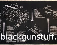 AR15 Cleaning Mat