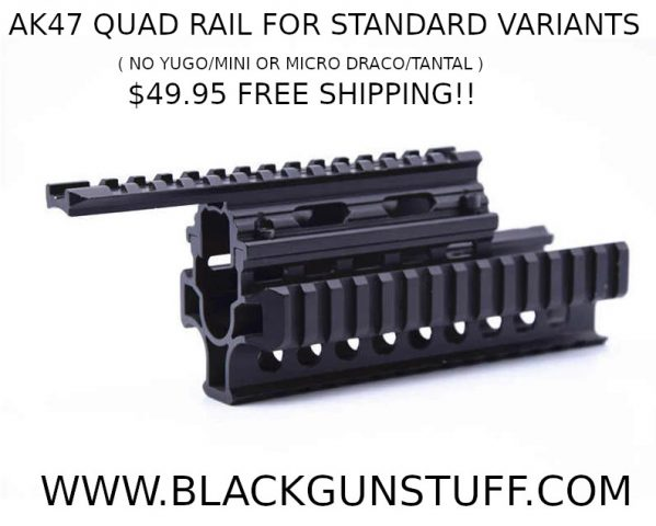 ak47 quad rail