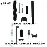 Glock slide kit