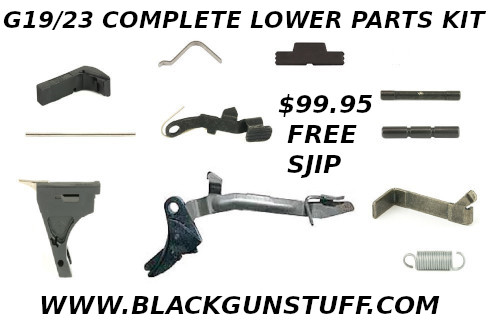 Glock Lower Parts Kit