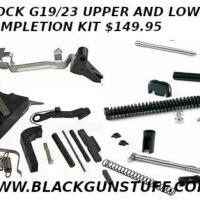 glock completion kit