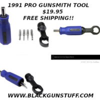 1911 Gunsmith Tool