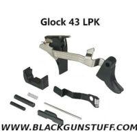 Glock G43 Lower Parts Kit