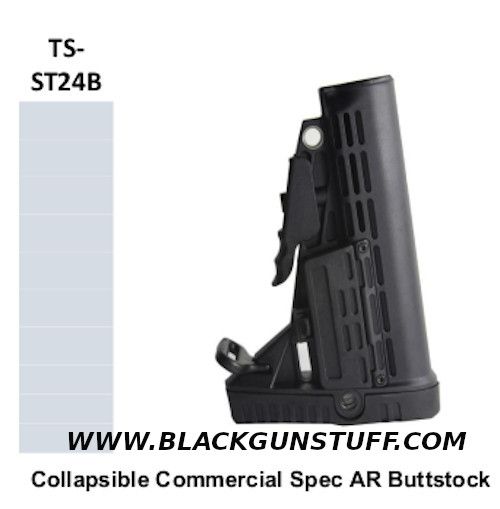 Custom AR15 stock